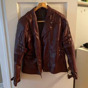 Marvel Star-Lord Cosplay Jacket & Shirt